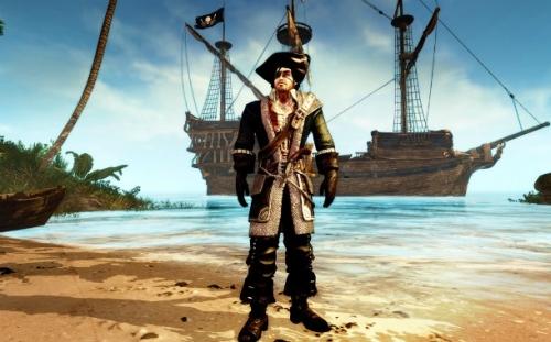 Risen 2 Ubranie Pirata