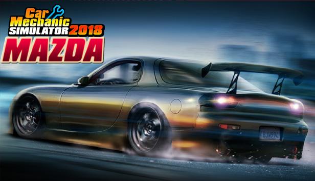 Car Mechanic Simulator 2018 - Mazda DLC (PC) PL DIGITAL