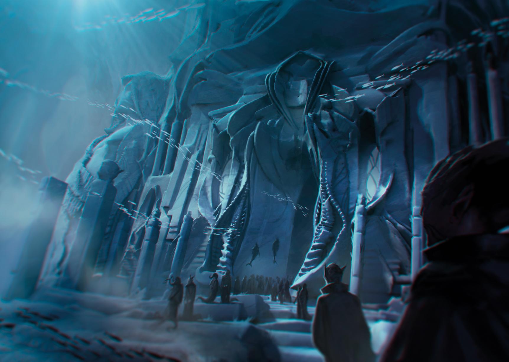 Konspiracja Uniwersum Abyss edycja niebieska