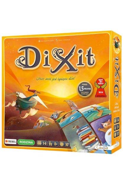 Pudełko gry planszowej Dixit