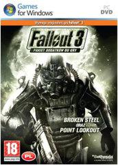 Fallout 3 Broken Steel + Point Lookout (PC) PL