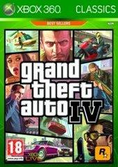 Grand Theft Auto IV Classics (X360)