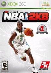 NBA 2K8 (X360)