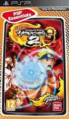 Naruto Ultimate Ninja Heroes 2 Essentials (PSP)