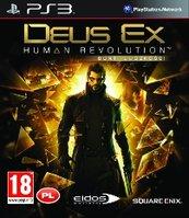 Deus Ex: Bunt Ludzkości (PS3) PL