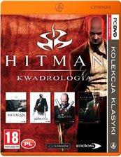 Hitman Kwadrologia (PC) PL