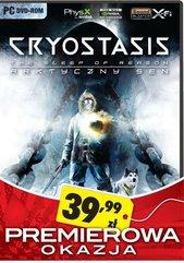 Cryostasis: Arktyczny Sen (PC) PL