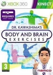 Kinect: Dr. Kawashima's Body & Brain Exercises (X360)
