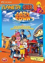 Lazy Town Leniuchowo: Słodycze Sportowców (PC) PL