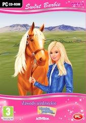 Barbie Zawody Jeździeckie Tajemnicza Przejażdżka (PC) PL