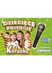 Karaoke Dziecięce Przeboje + mikrofon (PL) PC)