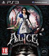 Alice: Madness Returns (PS3) Platinum