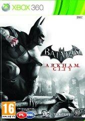 Batman Arkham City Steelbook (X360) PL