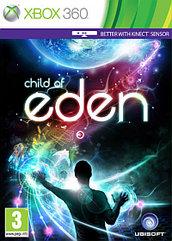 Child of Eden (X360) - działa z Kinect