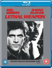 Zabójcza broń  (Blu-ray)