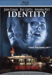 Tożsamość (Identity) (Blu-Ray)