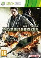 Ace Combat Assault Horizon Edycja Limitowana (X360)