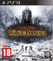 Władca Pierścieni Wojna na Północy (PS3) PL + DLC