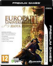 Europa Universalis III Złota Edycja (PC)