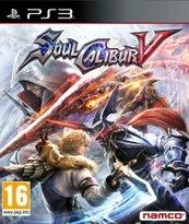 Soul Calibur V (PS3) + DLC