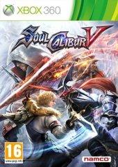 Soul Calibur V (X360) + DLC
