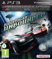 Ridge Racer: Unbounded Edycja Limitowana (PS3)