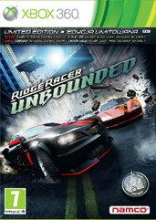 Ridge Racer: Unbounded Edycja Limitowana (X360)