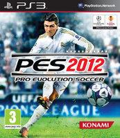 Pro Evolution Soccer 2012 (PS3)