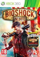Bioshock: Infinite (X360) + Season Pass
