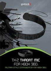 GioteckTX-2 Throat MIC dla XBOX 360®