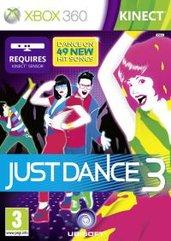 Just Dance 3 :Baw Się I Tańcz (X360) - Dla sensora Kinect