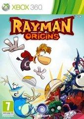 Rayman Origins (X360) PL