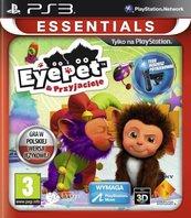EyePet i Przyjaciele Essentials (PS3) PL  - dla kontrolera Move
