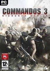 Commandos 3 Kierunek Berlin (PC) PL DIGITAL
