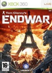Tom Clancy's EndWar (Xbox 360) PL