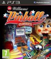 Williams Pinball Classics (PS3)