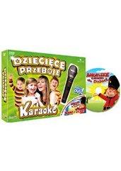 Dziecięce Przeboje + Angielskie Karaoke (PC) PL