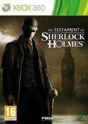 Testament Sherlocka Holmesa (X360) PL