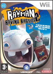 Rayman Raving Rabbids 2 (Wii)