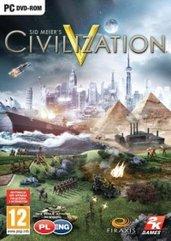 Sid Meier's Civilization V (PC) PL klucz Steam