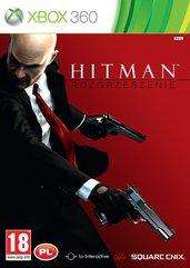 Hitman: Rozgrzeszenie (X360) PL + DLC