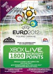 Punkty Microsoft 1800 – EURO 2012 (X360)