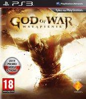 God of War: Wstąpienie (PS3) PL/ANG