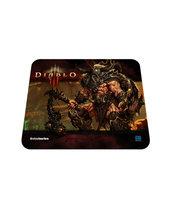 Podkładka pod mysz Steelseries Qck Diablo III Barbarian(PC)