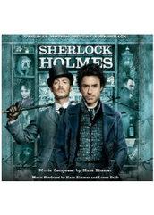 Sherlock Holmes Original Soundtrack (CD)