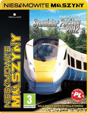 Niesamowite Maszyny - Symulator Pociągu Railworks 3 2012 (PC) PL