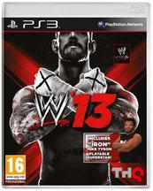 WWE 13 (PS3) + DLC Mike Tyson