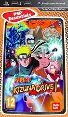 Naruto Shippuden: Kizuna Drive (PSP) Essentials