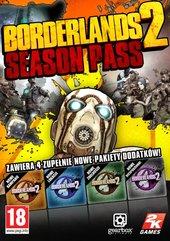 Borderlands 2 Season Pass (PC) klucz Steam