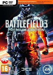 Battlefield 3 (PC) PL Premium Edition